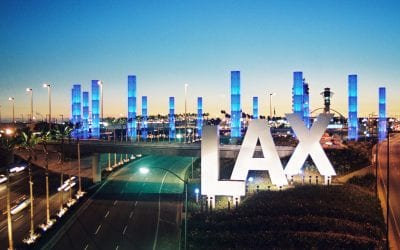 AtYourGate Powers Delivery Program At LAX